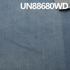 "UN88680WD  81.4%棉 18.6%涤 竹节洗水牛仔布57/58""  8.5OZ"