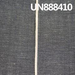 "UN888410 棉麻直竹色边牛仔布     32/33""       10oz"