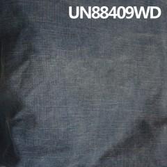 "UN88409WD 洗水横竹平紋牛仔  (酵漂+马骝高猛)58/59"" 6.2oz"