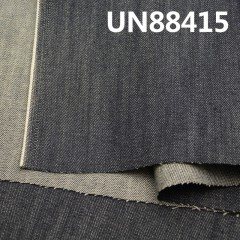 "UN88415 全棉3片左斜竹节牛仔布  58/9"" (12.6oz)"