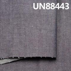 "UN88443全棉斜紋竹節牛仔  57/58"" 10oz"