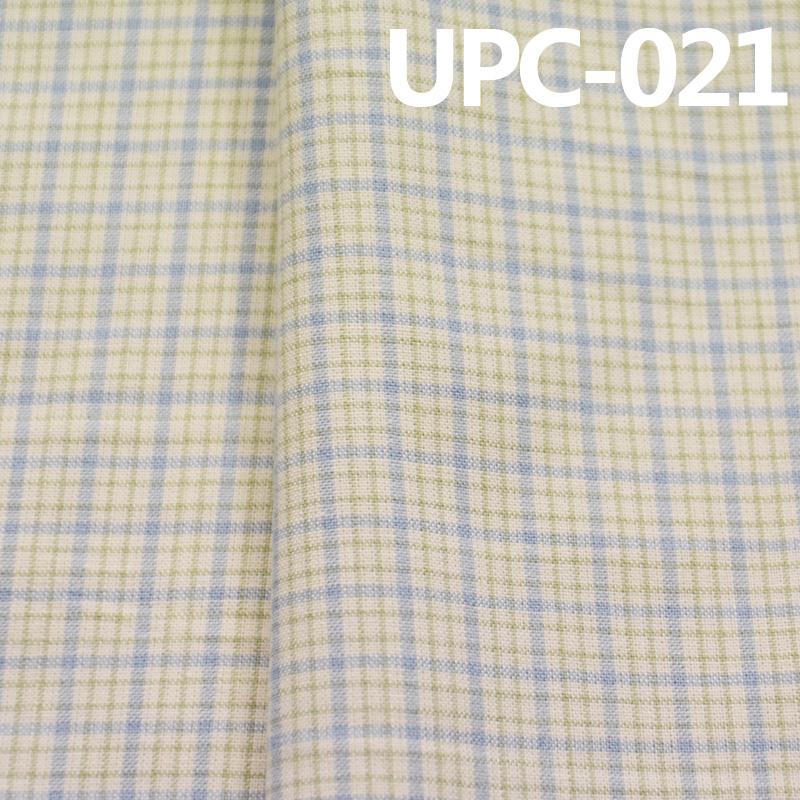 """【供应】UPC-021C 全棉色織   57/58"""""""