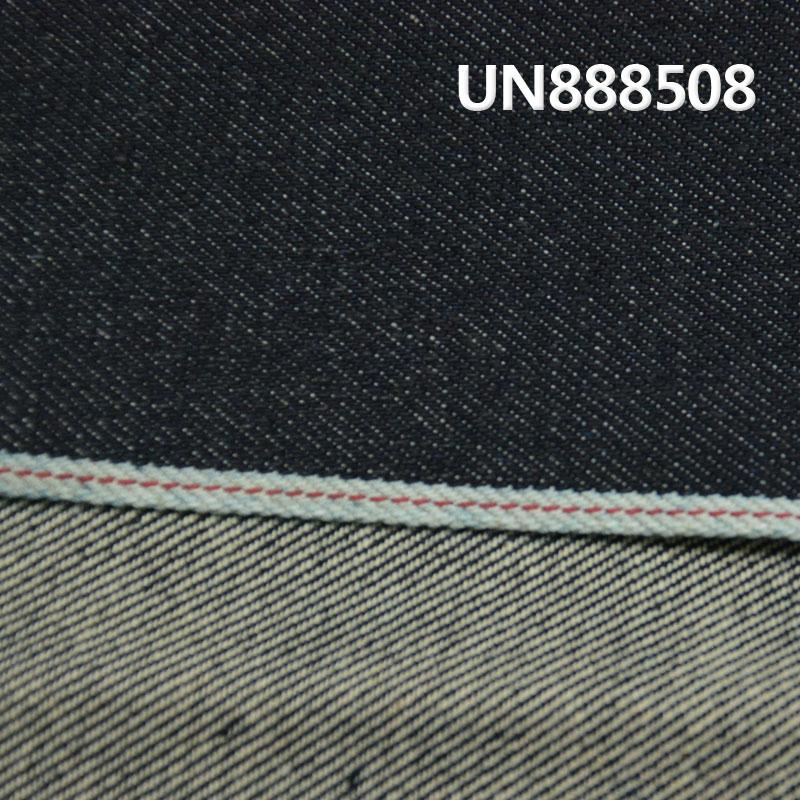 """【供应】UN888508 全棉色边牛仔 13.5OZ 30/31"""""""