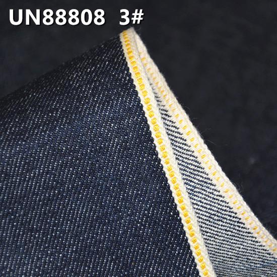 """【供应】UN88808 全棉橫竹色邊牛仔32"""" 14.5oz"""