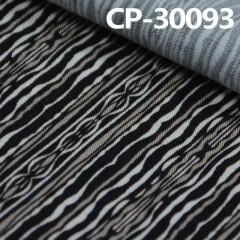 厂家现货供应 人棉斜纹布印柚木树花CP-30093