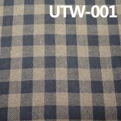 UTW-001 色织绒布  格子绒布 UTW-001