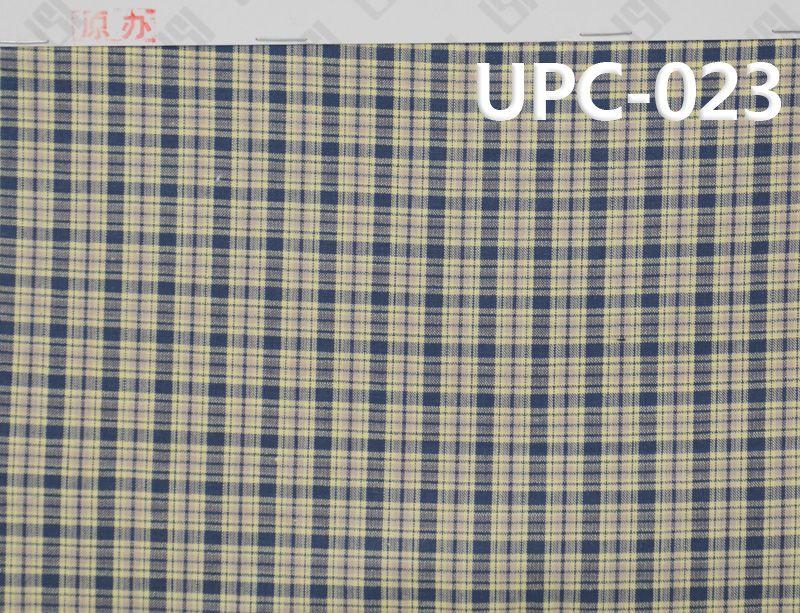 """全棉色织布 129G/m2 57/58""""UPC-023"""