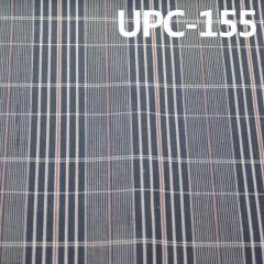 "UPC-155  全棉色织格仔 57/58 "" 155G/M2"