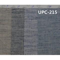 棉弹斜纹色织布 200g/m2 UPC-215
