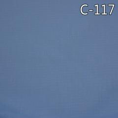 "C-117 全棉小提花染色布93g/m2 57/58"""