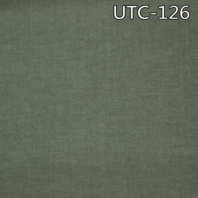 滌棉双色色織牛津紡布 UTC-126