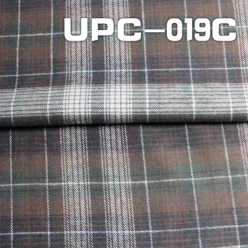 """全棉色織格仔 134g/m2 44"""" UPC-091C"""