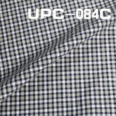 """全棉色織布 123g/m2 57/58""""  UPC-084C"""