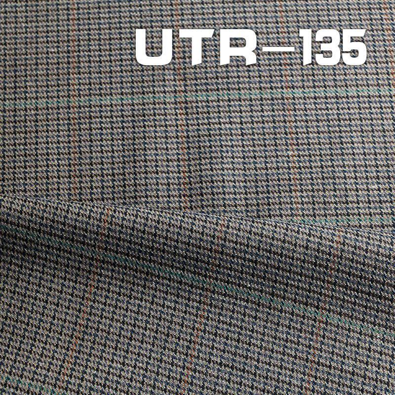 "TR 格仔 213g/m 57/58"" UTR-135"