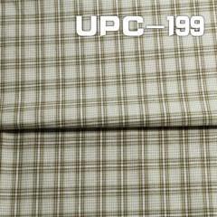 """全棉色织格仔布 112g/m2 57/58""""  UPC-199"""