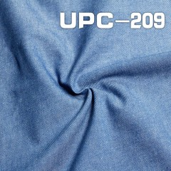 "UPC-209  全棉青年布21*16/84*60  56/57""  190g/m2"