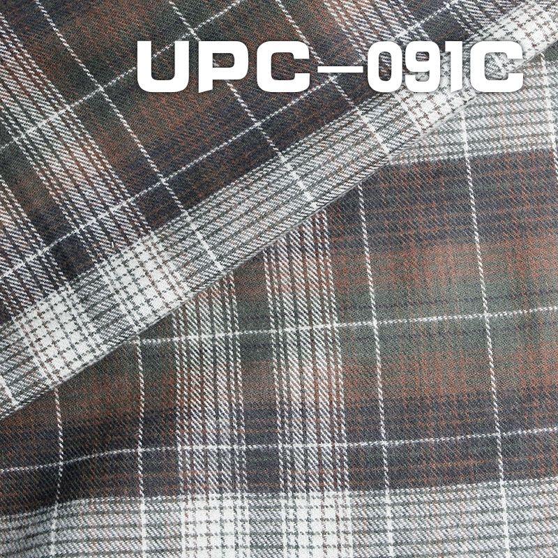 全棉色織格仔 134g/m2  44