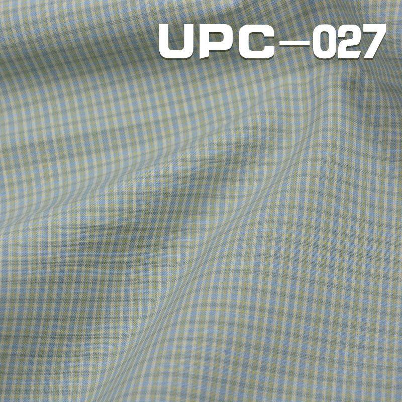 全棉色织格仔布 130g/m2 58