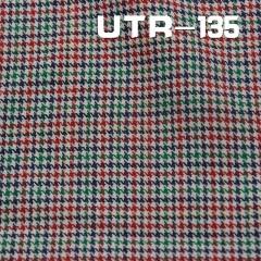 "UTR-135  TR 格仔 213g/m   57/58"""