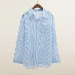 【求购】蓝白条纹衬衫