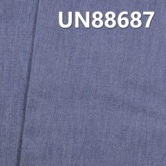 "UN88687 全棉精梳牛仔 55""  5oz"