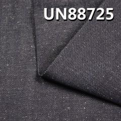 "UN88725 100%棉竹节右斜珍珠牛仔布 57/58"" 11.7oz"