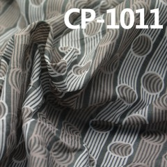 "CP-1011 全棉80S 印花  56/57"" 57g/m2"