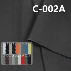 "C-002A全棉精梳防羽平紋染色纸感胶 57/58""  149g/m²"