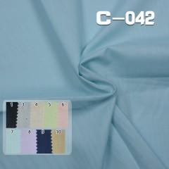 """全棉染色布 94g/m²  54/55""""  C-042"""