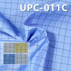 "UPC-011C  全棉色织格  57/58"" 122g/m2"