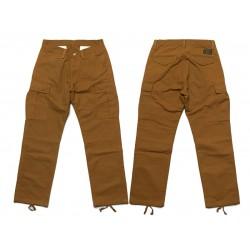 HEXAGON 阿美咔叽重磅帆布水洗工装裤 男装