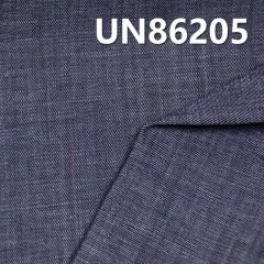 """UN86205 棉弹竹节退浆右斜牛仔布 57/58"""" 6.6OZ (蓝)"""