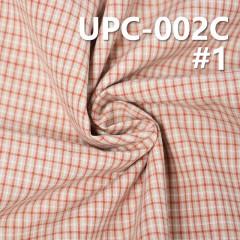"""UPC-002C  全棉色織  57/8"""" 123g/m2"""