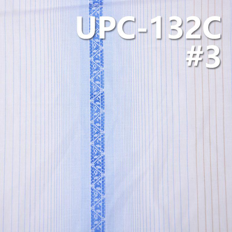 全棉色織提花 115g/m2 57/58