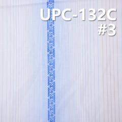 """UPC-132C 全棉色織提花  57/8"""" 115g/m2"""