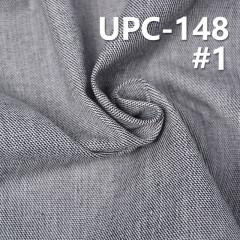 """棉弹色织格子布 234g/m2 52/54"""" 99%Cotton1%SPX 棉彈色織格 UPC-148"""