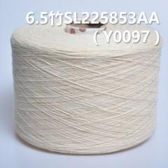 Y0097 6.5竹全棉环定纺纱线 SL225833AA