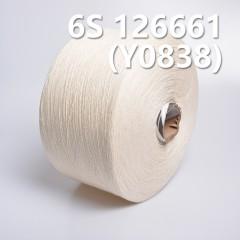 Y0838 6S全棉环定纺纱线 RAAAMM126661