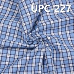 """UPC-227 全棉色织格子布 57/58"""" 110g/m2"""