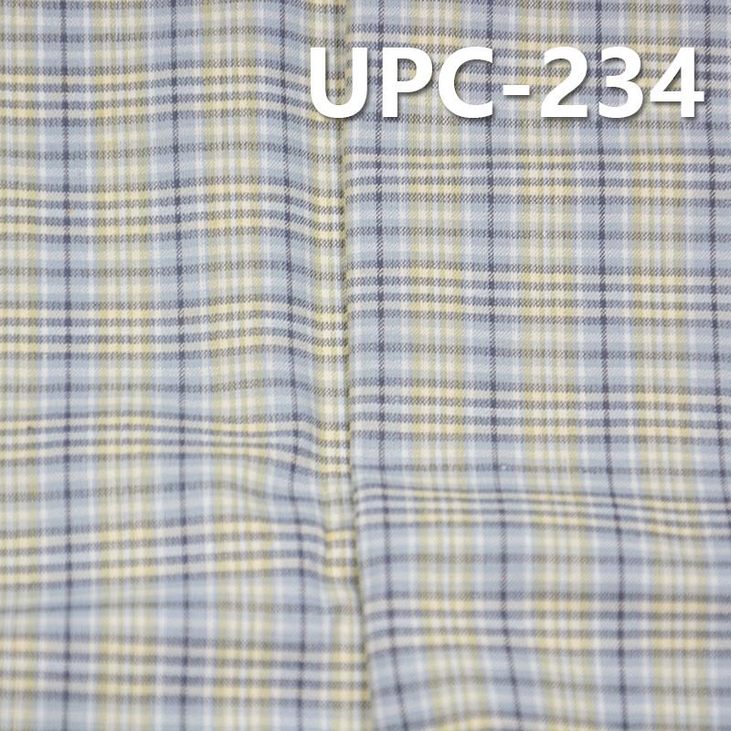"""全棉色织格子布 125g/m2 57/58"""" UPC-234"""