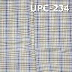 """UPC-234 全棉色织格子布  57/58"""" 125g/m2"""