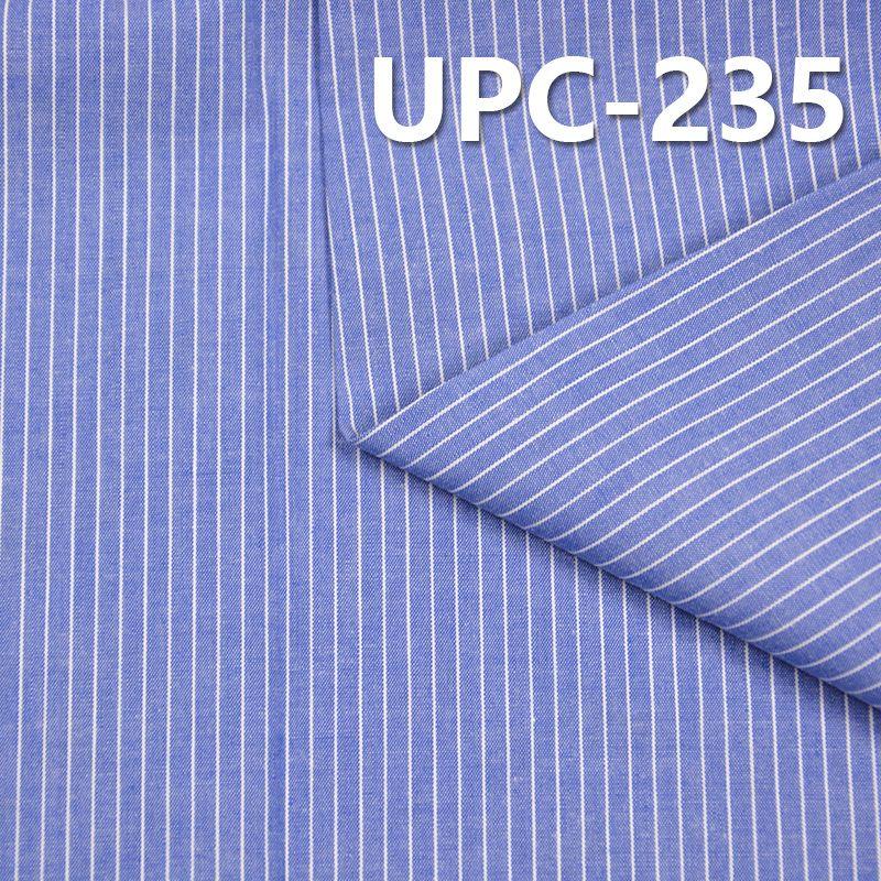 """全棉色织条子布 130g/m2 57/58"""" UPC-235"""