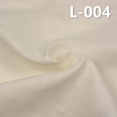 """【半漂】全麻布 140g/m2 58""""L-004"""