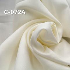 """【半漂】C-072A 全棉染色平布 52/53"""" 125g/m2"""