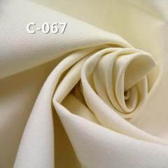 """【半漂】C-067 全棉提花布 57/8"""" 244g/m2"""