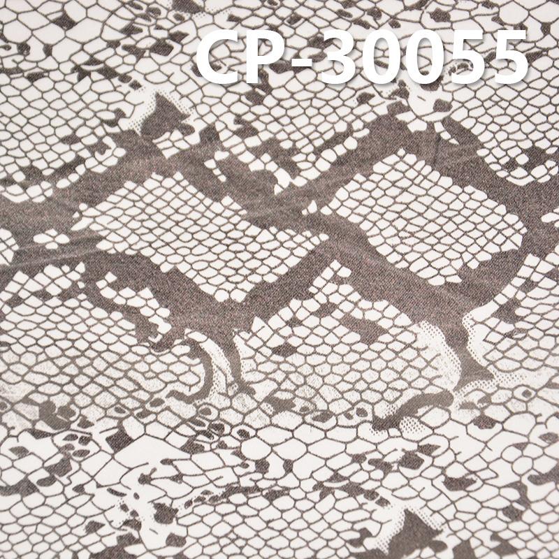 棉彈印花色丁布221g/m2 46/47