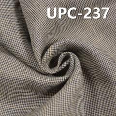 """UPC-237 全棉色织千鸟格  57/58"""" 130g/m2"""