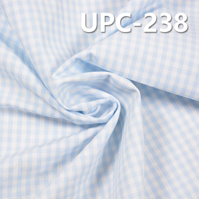 """全棉色织格子布 135g/m2 57/58"""" UPC-238"""