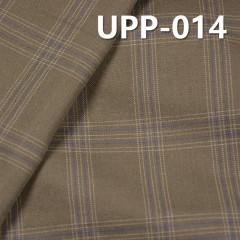 "UPP-014 CVC色织格子布 160G/M2   57/58"""
