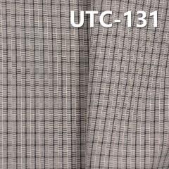 "UTC-131 滌棉色織格子布  55/56"" 135g/m2"